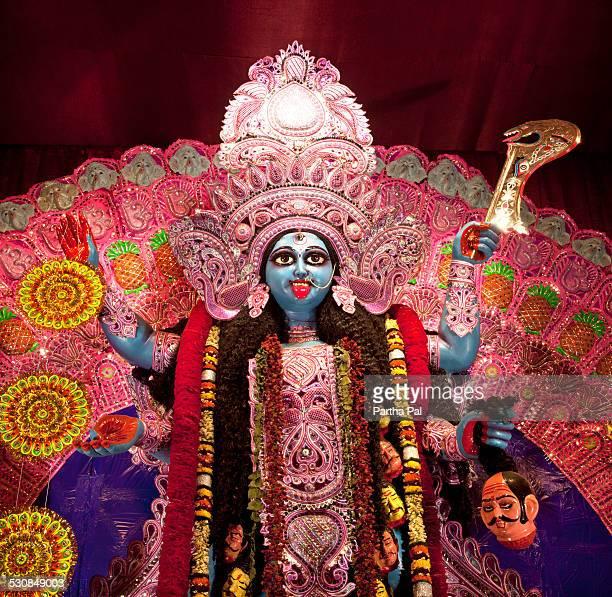 Goddess Kali Idol,Hindu worship