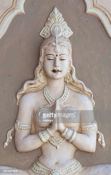 goddess - hinduism bildbanksfoton och bilder