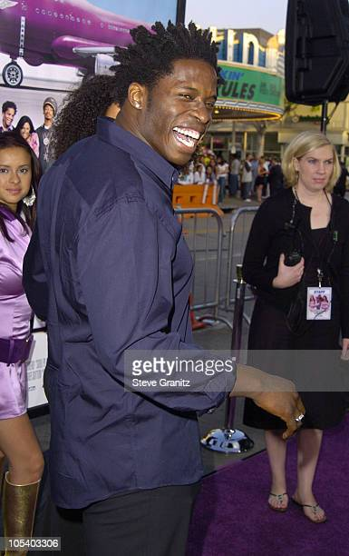 Godfrey during Soul Plane Los Angeles Premiere at Mann Village Theatre in Westwood California United States