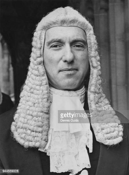 Godfrey Heilpern QC the recorder of Salford circa 1965 He later defended Myra Hindley during the Moors Murders trial