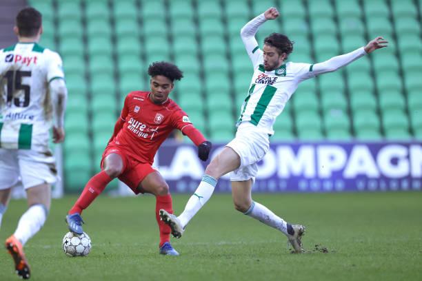 NLD: FC Groningen v FC Twente - Dutch Eredivisie