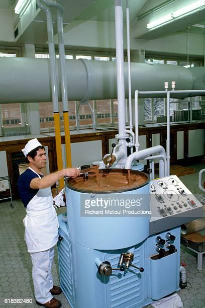 Godiva Chocolate Factory