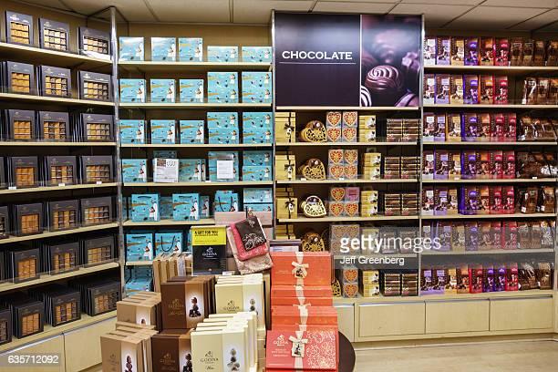 Godiva Chocolatier store at the Honolulu International Airport