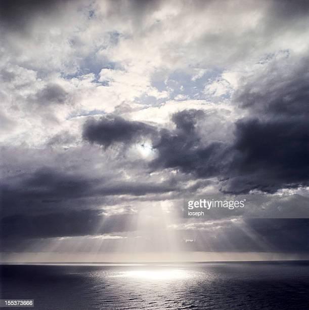 Gods above us