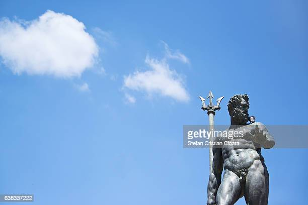 gods thinking - neptune roman god stock pictures, royalty-free photos & images