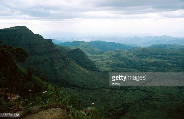 Gods view at the Great Rift Valley