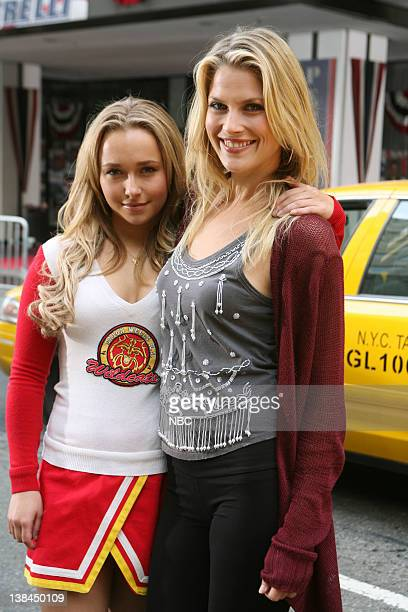 HEROES 'Godsend' Episode 12 Airdate 1/22/07 Pictured Hayden Panettiere as Claire Bennet Ali Larter as Niki/Jessica Sanders
