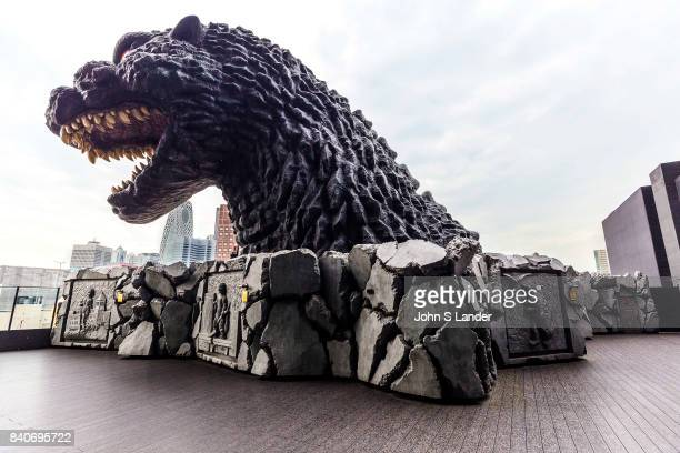Godzilla at Hotel Gracery Each Tokyo neighborhood has its own special flavor but it is hard to top Shinjuku for its sheer variety of flavors and...