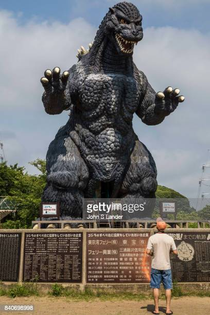 Godzilla Kurihama Flower World Ever since 1954 Godzilla has becomie a pop icon around the world The creature has appeared in novels comic books video...