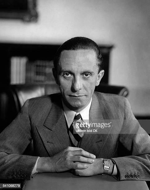 Goebbels Joseph *29101897Politiker NSDAP D veröffentlicht