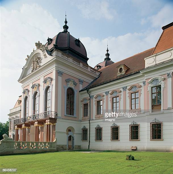 Goedoelloe castle Hungary With add ons by Graf Grassalkovich The castle was a present when Frnaz Joseph became king of Hungary in 1867 Photography by...