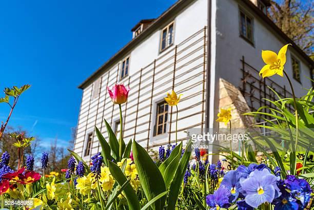 Goethe's summer cottage in Weimar, Deutschland