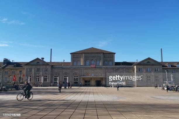 ゲッティンゲン中央駅 - ゲッティンゲン ストックフォトと画像