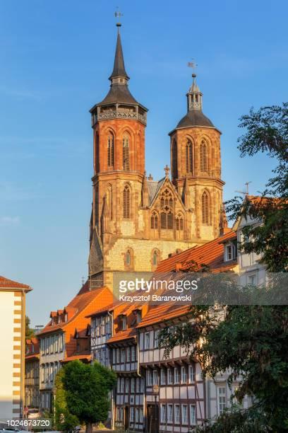 goettingen old town - ゲッティンゲン ストックフォトと画像