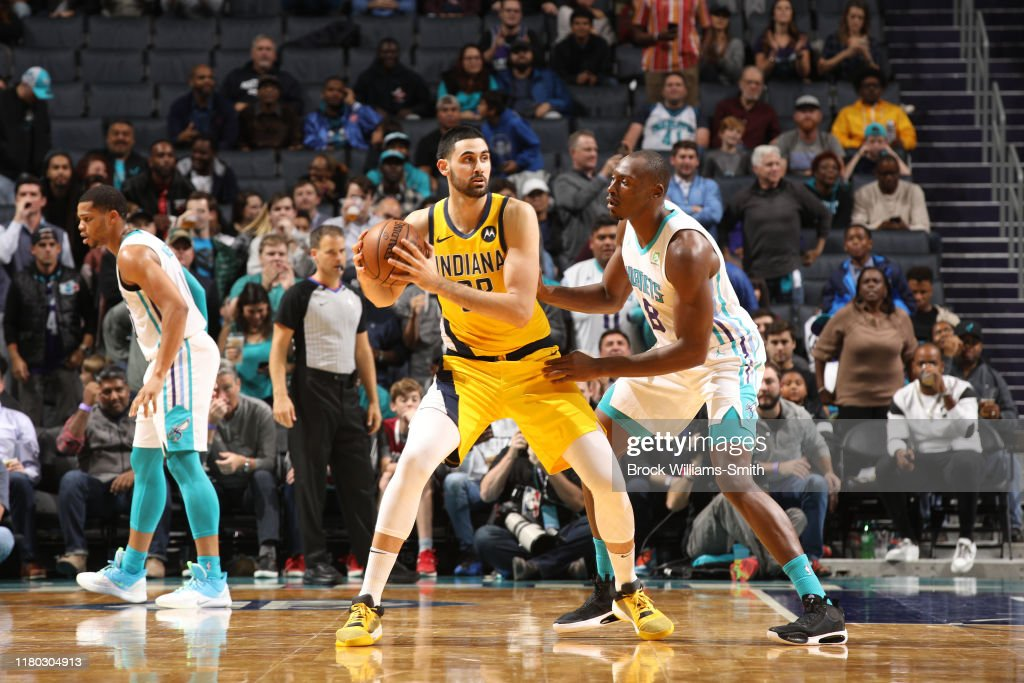 Indiana Pacers v Charlotte Hornets : News Photo