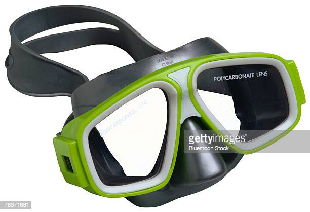 goggles - scuba mask stock pictures, royalty-free photos & images