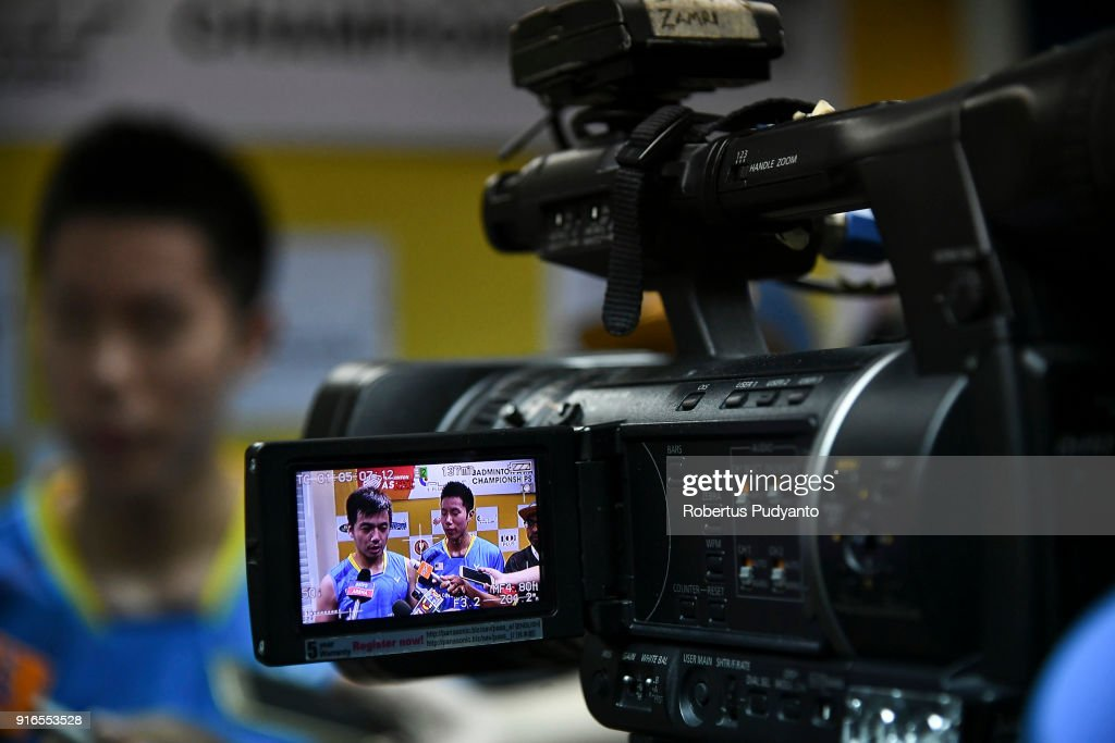 E-Plus Badminton Asia Team Championships 2018 : News Photo