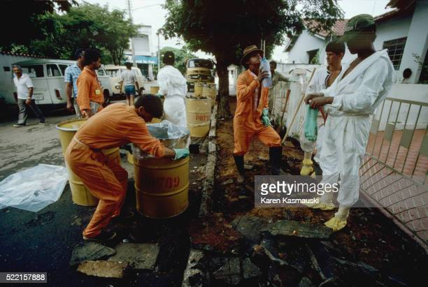 goiania radiation accident - goiania stock pictures, royalty-free photos & images