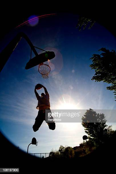 Going for a Slam Dunk