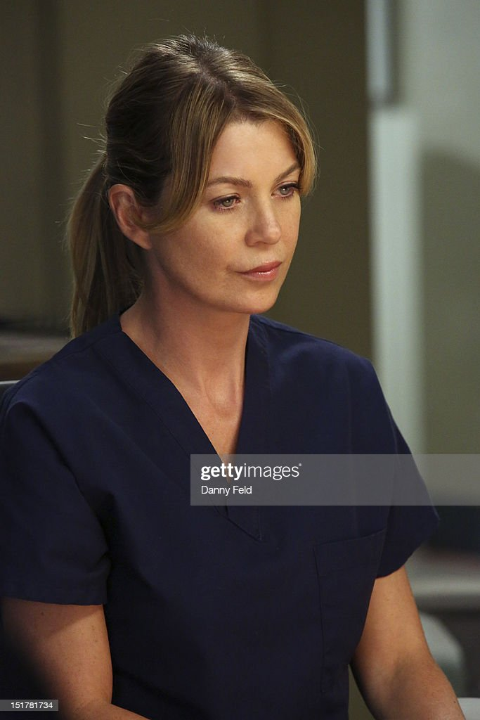 S ANATOMY - 'Going Going Gone' - The doctors of Seattle Grace are faced with the aftermath of last season's plane crash. As they try to move on with their lives, they must learn to adapt to the changes, cope with their losses and move forward with their relationships and careers, on the ninth-season premiere of 'Grey's Anatomy,' THURSDAY, SEPTEMBER 27 (9:00-10:02 p.m., ET) on the ABC Television Network. ELLEN