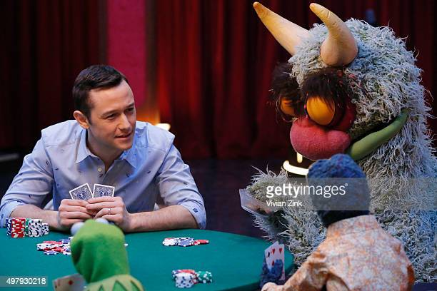 THE MUPPETS Going Going Gonzo After a showstopping duet with Miss Piggy on Up Late with Miss Piggy Joseph GordonLevitt joins Scooter Pepe and the...