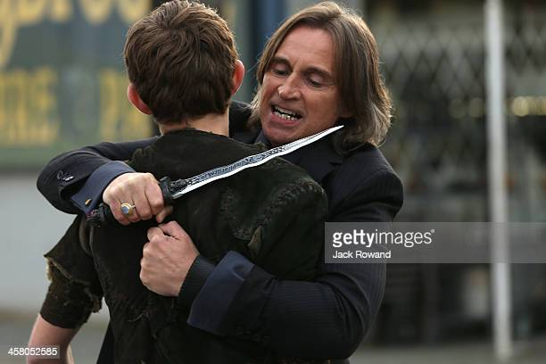 TIME Going Home In the Winter Finale episode the race is on to stop Pan from enacting another curse on the residents of Storybrooke which could kill...