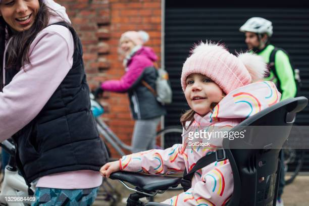 going on a bike adventure - headwear stock pictures, royalty-free photos & images