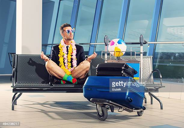going on holiday - practical joke stock photos and pictures