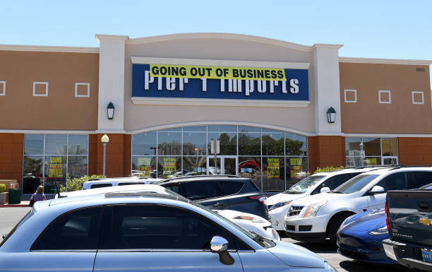 NV: Florida-based Investment Firm Buys Pier 1 Imports IP