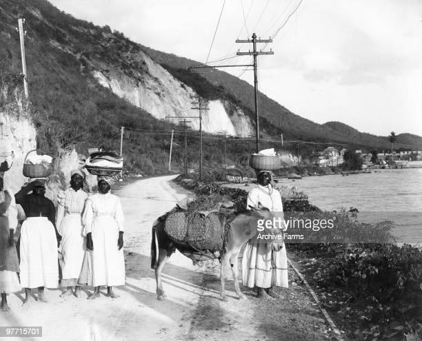 Going to Market Jamaica