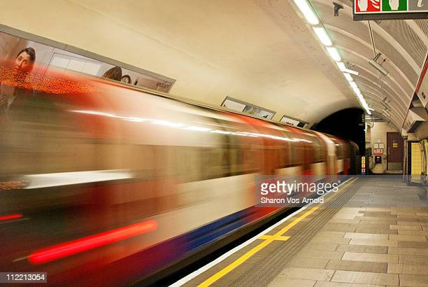 going underground - tube stock pictures, royalty-free photos & images