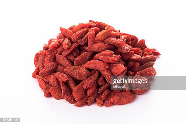 Goji, Wolf Berry in a Heap
