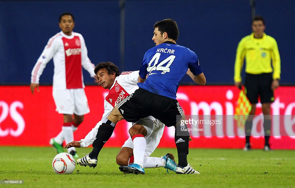 Hamburger SV v Ajax Amsterdam - Friendly Match