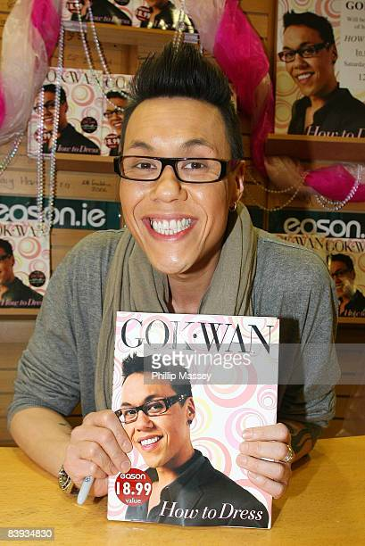 Gok Wan Signs Copies Of His Book How To Dress Photos And Images Getty