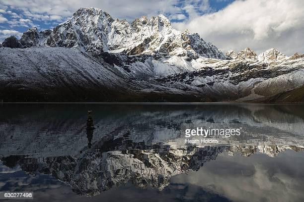 Gokyo is a popular trekking area many beautiful lakes surrounded by huge peaks Everest views are possible from Renjo La Pass and Gokyo Ri September...