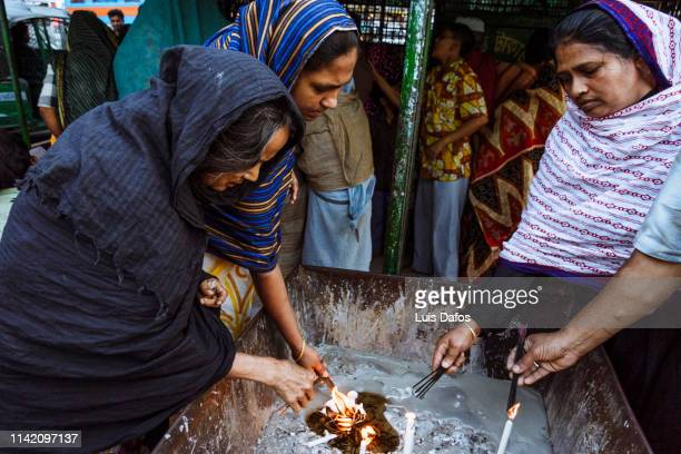 golap shah shrine - dafos stock photos and pictures