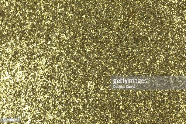 Gold and glitter colored abstract background