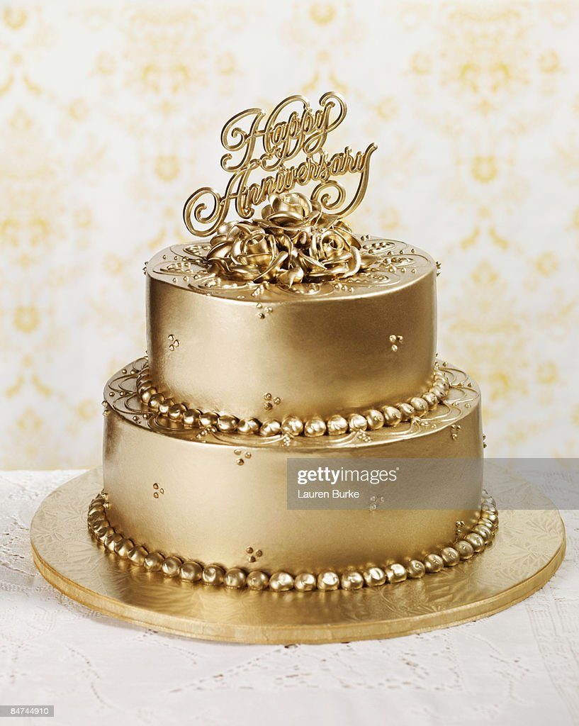50th Wedding Anniversary Cakes.60 Top 50th Wedding Anniversary Pictures Photos Images Getty