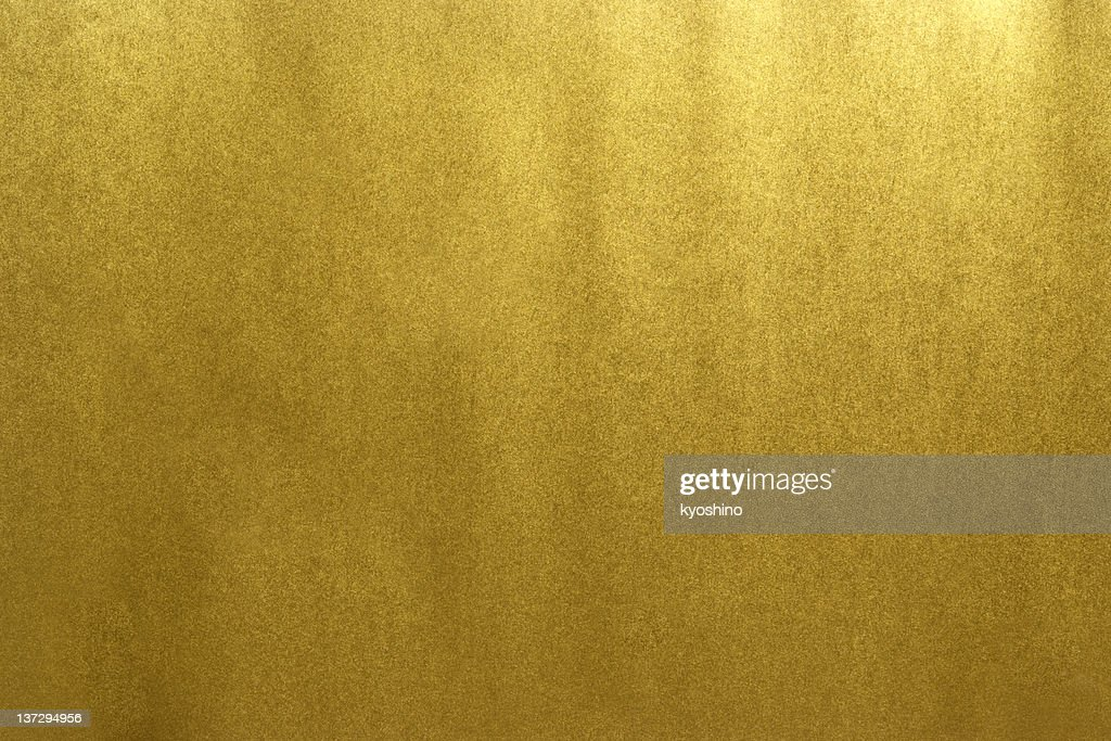 Gold background : Stock Photo