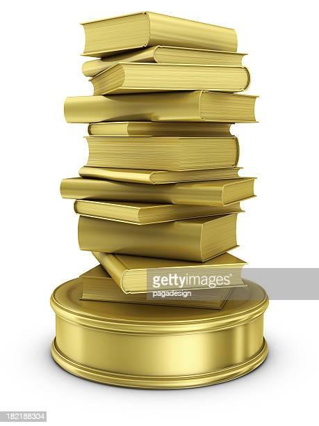 gold books - bookstore award