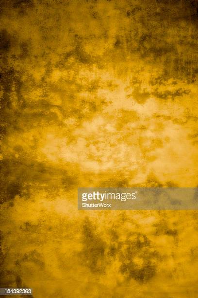 Gold Colored Defocused Pattern