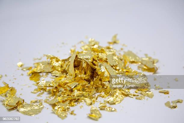 gold foil - gilded stock pictures, royalty-free photos & images