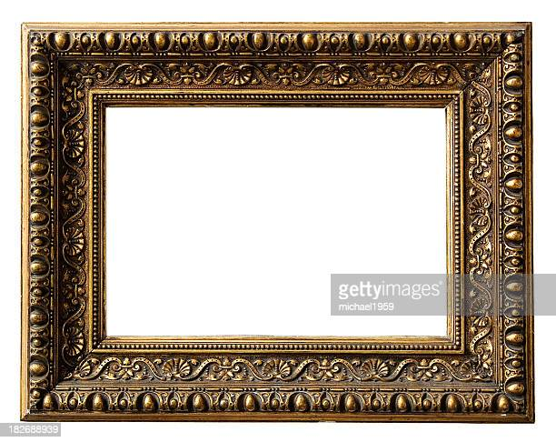 Gold Frame (Path included)