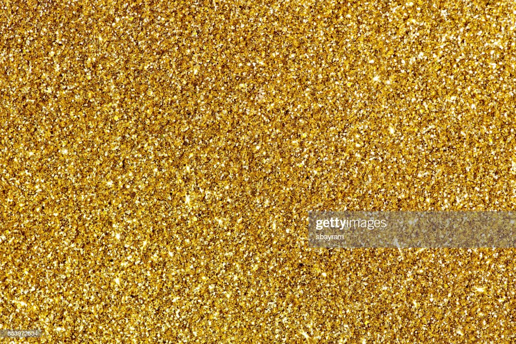 Amazing ... Gold Glitter Background ...