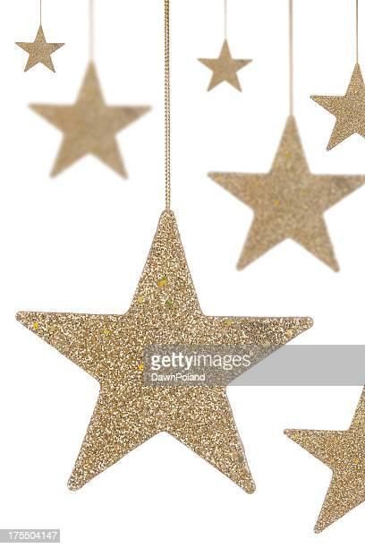 Étoiles or scintillant