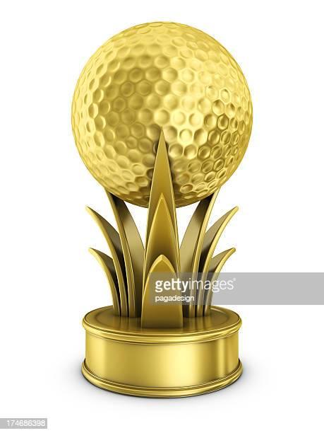 gold golf award