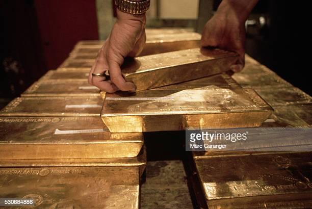 10 KG Gold Ingots
