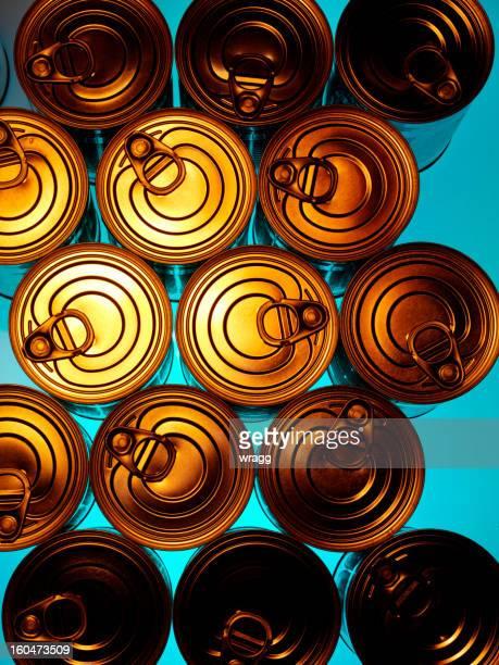 金ライトオン錫缶