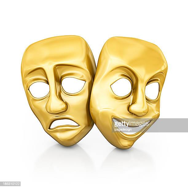 Masques d'or