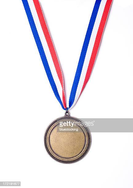 gold medal - medallion stock photos and pictures